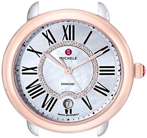 Michele Watches Women's MW21B00L4963 Serein 16 Analog Dis...
