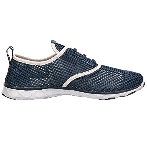 Aleader Aqua Shoes - Escapines Para Hombre, Color Gris, Talla 46