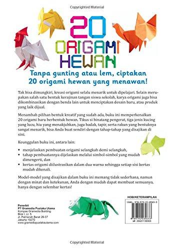 5000 Koleksi Gambar Hewan Dari Kertas Origami Gratis Terbaik