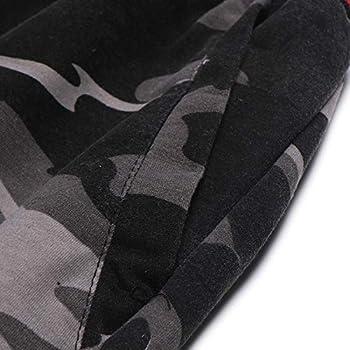 Pantalón De Camuflaje Clásico De Otoño para Hombre Pantalones ...