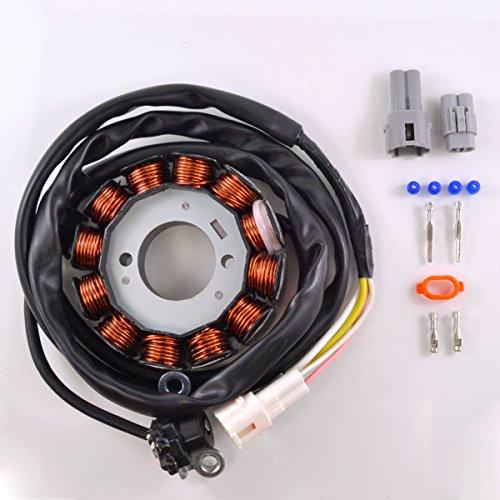 High Output Stator For Yamaha YFZ 450 2004-2009 2012-2013 OEM Repl.# 5TG-81410-00-00 5TG-81410-01-00 5TG-81410-02-00 5TG-81410-03-00 5TG-81410-10 (Output Stator High)
