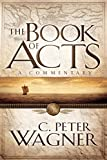 img - for The Book of Acts: A Commentary book / textbook / text book