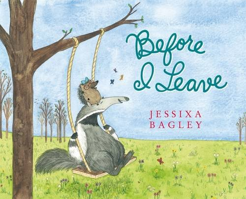 Before I Leave: A Picture Book