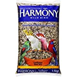 Harmony Wild Bird Sunflower Seed Mix 1.5 Kg