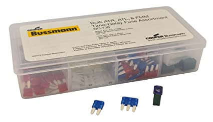 51f0F8fNrBL._SX425_ amazon com bussmann (no 136) atr atl and fmm micro fuse box