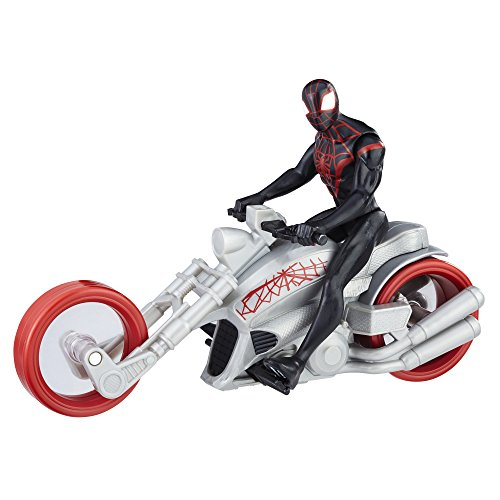 Marvel Kid Arachnid with Web Chopper (Kids Mini Chopper)