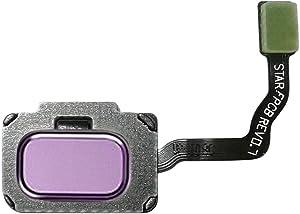 DUANDETAO Cell Phone Accessories Fingerprint Sensor Flex Cable for Galaxy S9 / S9+(Black) Flexible Interface (Color : Purple)