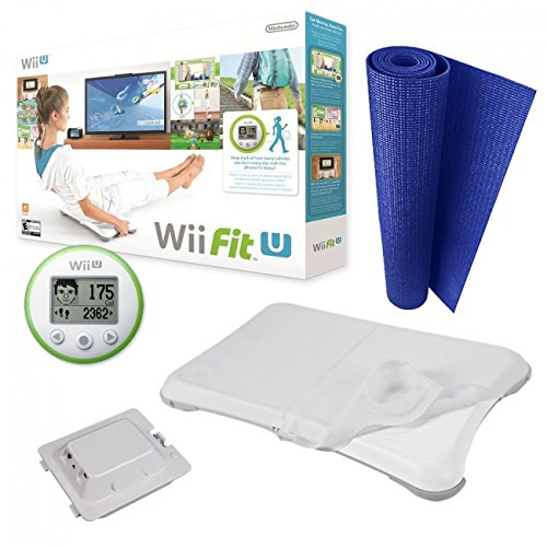 Wii Essential Starter Kit (MD Group Nintendo Wii Starter Kit Bundle Fit-U with Board Mat Battery Pack Silicone Sleeve Kits)