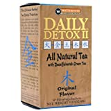 Daily Detox II Caffeine Free Original Herbal Tea, 30-Count Review