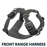 Best Front Range No Pull Dog Harnesses - Ruffwear Front Range Dog Harness (Twilight Gray) Review