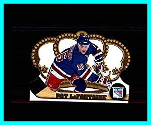 1997-98 Crown Royale #85 Pat LaFontaine NEW YORK ISLANDERS