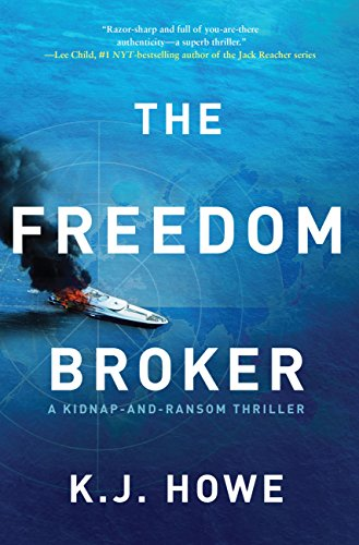 The Freedom Broker by  K.J. Howe ebook deal