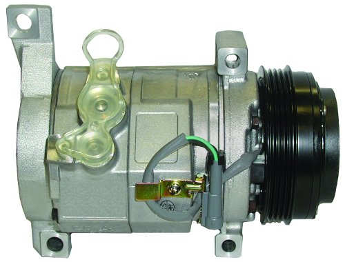 ACDelco 15-20941 GM Original Equipment Air Conditioning Compressor and Clutch - Conditioner Assembly Compressor Air