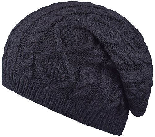Black Beanie Hat Basic Knit Hat Simple Knit Hats Beanie Skull Cap Black