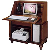Computer Secretary Base - Bahama Breeze, Fern 83787-OG-83254-O-379419