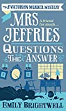 Mrs Jeffries Questions the Answer by  Emily Brightwell in stock, buy online here