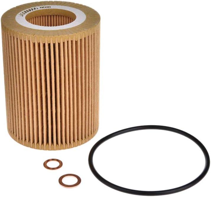 Pqzatx Hu925 4x Motor L Filter Für 325ci 330ci X3 X5 Z4 Z3 325i 325xi E36 Z3 E46 E60 E83 11427512300 Auto