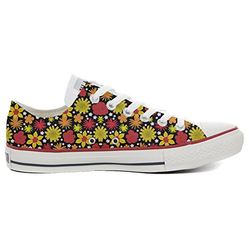 Hot Coutume Colore Hi Chaussures Artisanal Paisley Converse Produit Star All w0I7H7