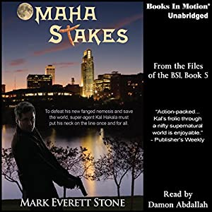 Omaha Stakes Audiobook
