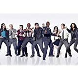 BROOKLYN NINE-NINE TV Show PHOTO Print POSTER Series Cast Andy Samberg Rosa 001
