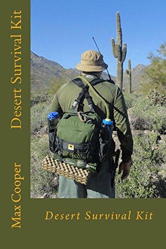 Desert Survival Kit by [Cooper, Max]