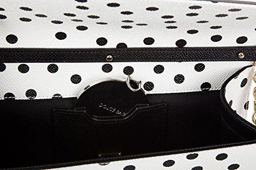 Dolce&Gabbana sac pochette femme avec bandoulière dolce bag blanc