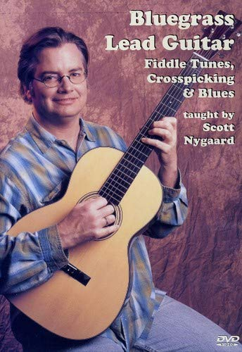 Bluegrass Tunes (Bluegrass Lead Guitar Fiddle Tunes, Crosspicking & Blues)