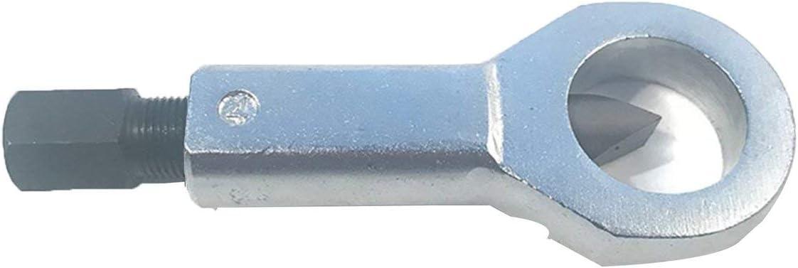 Rouge Rouge Jeu de s/éparateurs de noix pratiques pour enlever les /écrous coinc/és endommag/és gripp/és Boulons Extracteur de noix endommag/é r/ésistant /à la rouille