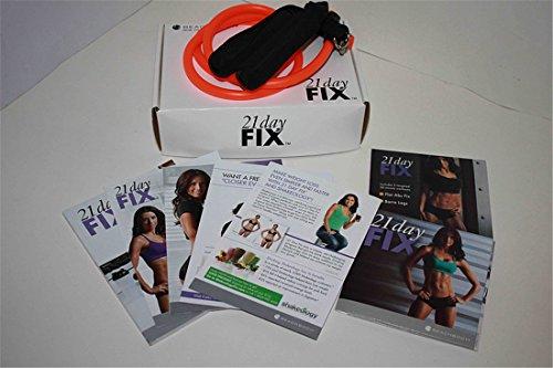 21 Day Fix 4 DVD Workout Program Set