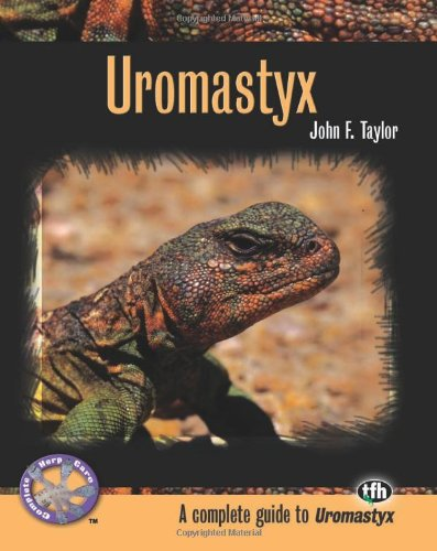 Download Uromastyx (Complete Herp Care) pdf epub