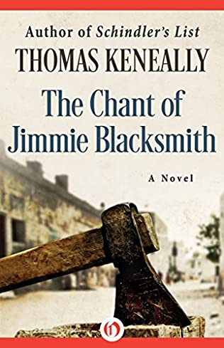 book cover of The Chant of Jimmie Blacksmith