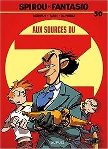 """Afficher """"Spirou et Fantasio n° 50<br /> Aux sources du Z"""""""