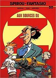 Spirou et Fantasio, tome 50 : Aux sources du Z