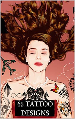 65 Tattoo Designs: vol 2 por Jen G