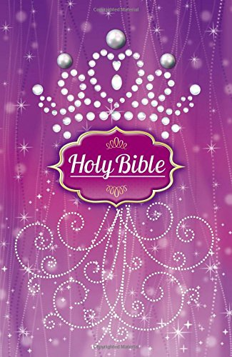 ICB, Princess Bible, Hardcover, Purple Pearl: International Children's Bible