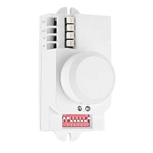 Detector de Movimiento 4p Interruptor de Palanca de Terminal ...