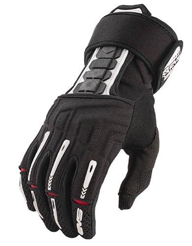 EVS Sports Wrister 2.0 Gloves (Black, X-Large)