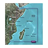 Garmin Bluechart G2 HXAF001R Eastern Africa Micro SD & SD - Detailed Map Cover