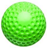 Diamond 9-Inch Lightweight Foam Dimpled Practice Baseball, Dozen