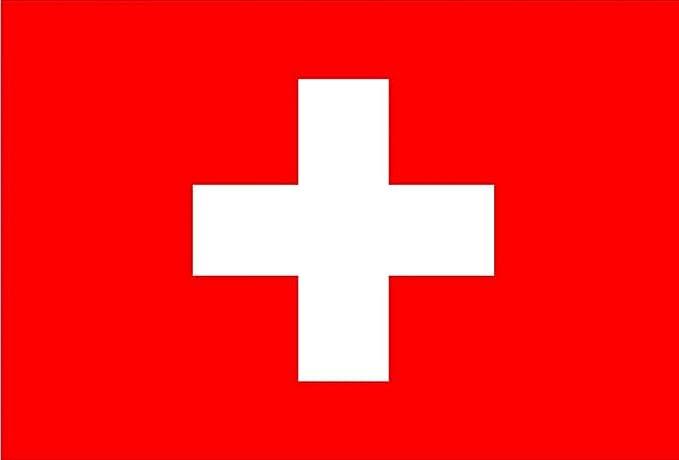 Bandera De Suiza 150 x 90 cm Satén Switzerland Flag Durabol: Amazon.es: Deportes y aire libre