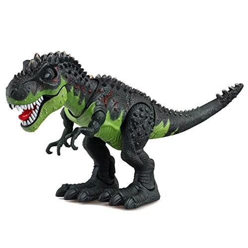 ERollDeep Dinosaur Toys, Electronic Dinosaur Toys Walking Dinosaur with Flashing & Sounds for Boys (Large) by ERollDeep (Image #10)