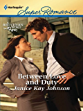 Between Love and Duty (A Brother's Word Book 1)