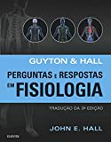 capa de Guyton e Hall Perguntas e Respostas em Fisiologia