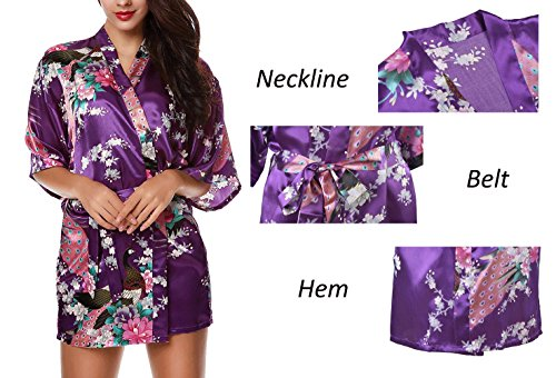 Viola femminile di Kimono HonourSport pavone tCqaaI