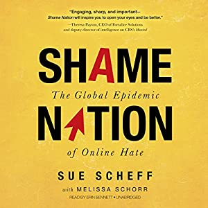 Shame Nation Audiobook