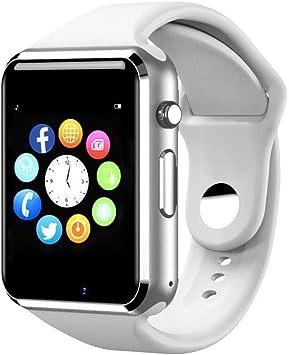 Reloj inteligente Bluetooth - Pantalla Táctil Smart Watch ...