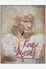 """Know Yourself: Undated Weekly Planner Journal For Men & Women. Extra Large size (8.5"""" x 11"""") 100 pages . Premium Cover Design (Ancient Greece Journals) Paperback"""