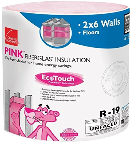 "Owens Corning W61a Fiberglass Insulation, 93"", used for sale  Delivered anywhere in USA"