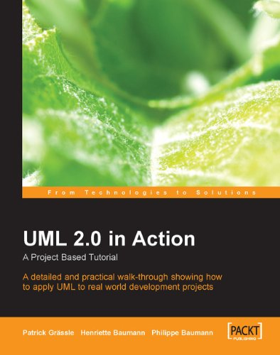 Download UML 2.0 in Action: A project-based tutorial Pdf