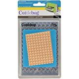 Provo Craft Cuttlebug A2 Embossing Folder, Houndstooth